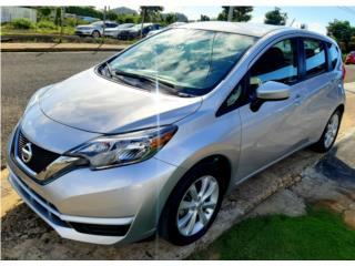 2018 VERSA NOTE GARANTIA ¡YA ESTAMOS ONLINE!, Nissan Puerto Rico