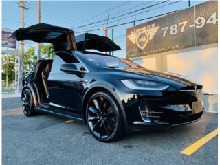Tesla #ModelX 100D | 2017! Como Nueva! , Tesla Puerto Rico