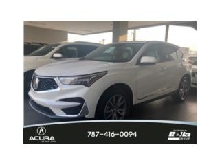 RDX Techonology Package 2020, Acura Puerto Rico