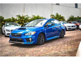 2018 SUBARU WRX TURBO STANDARD, Subaru Puerto Rico