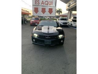 CHEVROLET CAMARO, Chevrolet Puerto Rico