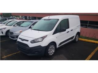 FORD TRANSIT CONNECT DEL 2017, Ford Puerto Rico