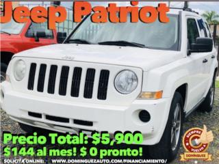 Jeep Patriot Sport Oferta, Jeep Puerto Rico