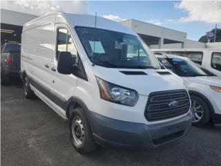 FORD TRANSIT, Ford Puerto Rico