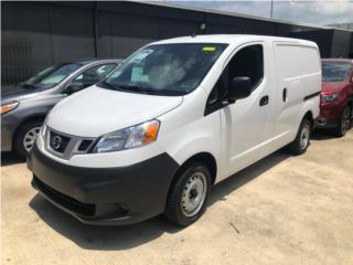 Nissan - NV de Carga Puerto Rico