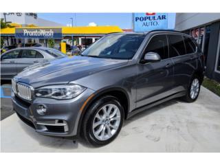 BMW X5 40E X-DRIVE SPORT PREMIUM PKG 2016, BMW Puerto Rico