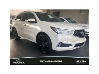 MDX Advance Package FWD 2019, Acura Puerto Rico