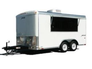 Concession trailer 8.5 x 20 equipado, Trailers - Otros Puerto Rico