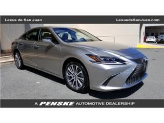 ES 300H 44/MPG ATOMIC SILVER 2020, Lexus Puerto Rico