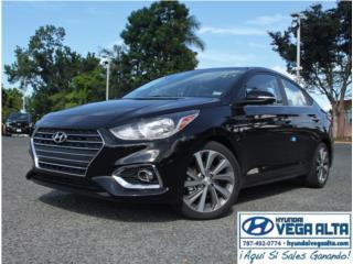 ACCENT LIMITED 2020, Hyundai Puerto Rico
