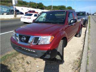 2019 Nissan Frontier usada como nueva , Nissan Puerto Rico