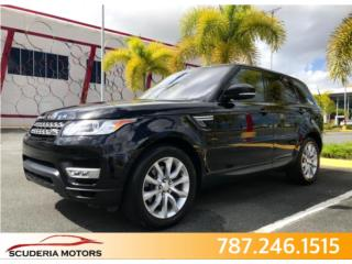 2016 SPORT HSE AWD V6 SUPERCHARGED CALL NOW! , LandRover Puerto Rico