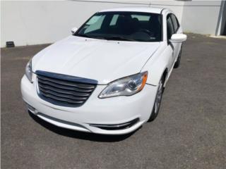 Chrysler 200 2012, Chrysler Puerto Rico