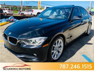 2014 320i M-PKGE NITIDO LLAMA Q C VA RAPIDO, BMW Puerto Rico