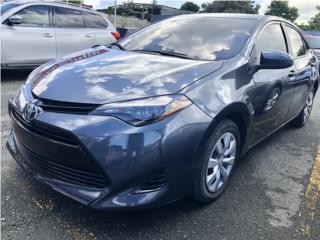 Toyota Corolla 2017, Toyota Puerto Rico