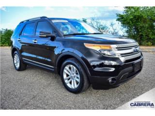 2012 Ford Explorer XLT, Ford Puerto Rico