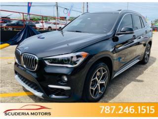 2017 X1 PRECIOSA SUPER EQUIPADA LLAMA AHORA, BMW Puerto Rico