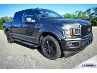 2019 Ford F-150 XLT, Ford Puerto Rico