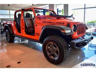 2020 Jeep Gladiator Rubicon, Jeep Puerto Rico