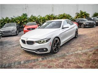 BMW 430i SPORT+PREMIUM+CONVERTIBLE #4836, BMW Puerto Rico