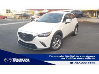 2019 MAZDA CX3 SPORT !!LIQUIDACIÓN!!, Mazda Puerto Rico
