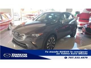2019 MAZDA CX3 TOURING !BONOS DISPONIBLES!, Mazda Puerto Rico