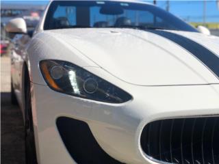 2013 MASERATI GRANCABRIO , Maserati Puerto Rico