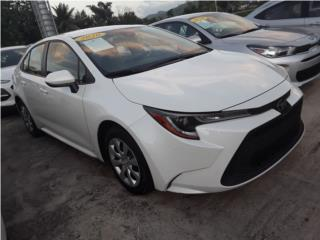 TOYOTA COROLLA LE , Toyota Puerto Rico