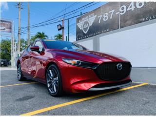 Mazda 3 Hatchback | 2019. Garantía de fábrica, Mazda Puerto Rico