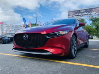 Mazda 3 Hatchback   2019. Garantía de fábrica puerto rico