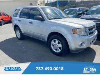 FORD ESCAPE 2012 4 CYL., Ford Puerto Rico