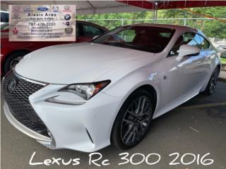 Lexus - Lexus RC Puerto Rico