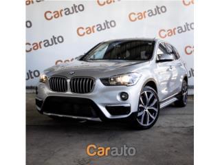 2017 BMW X1 sDrive28i Sport package, BMW Puerto Rico