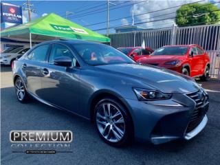 Lexus is 300 2019 , Lexus Puerto Rico