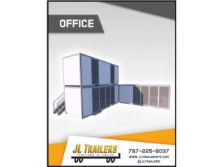 Trailers - Otros - Trailers Oficinas Puerto Rico