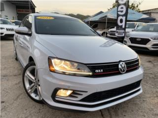 Volkswagen Jetta GLI 2017 Gris Cemento, Volkswagen Puerto Rico