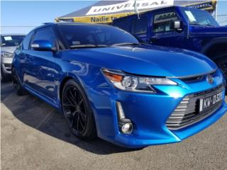 Scion TC con 17k millas, Scion Puerto Rico
