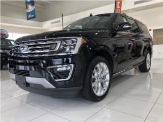 Expedition 2019 Limited MAX Unica $89,995.00, Ford Puerto Rico