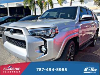 TOYOTA 4RUNNER 2016, Toyota Puerto Rico