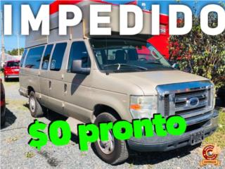 IMPEDIDOS HANDICAP E250 27 MIL MILLAS, Ford Puerto Rico