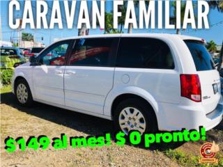 GRAND CARAVAN FAMILIAR ECONOMICA, Dodge Puerto Rico