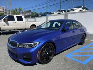 mpackage azul equipado importado garantia, BMW Puerto Rico