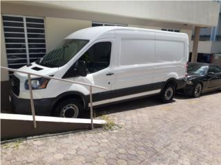 FORD TRANSIT 350 VAN HIGHROOF 2018, Ford Puerto Rico