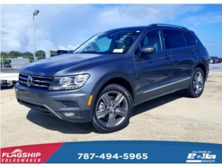 VOLKSWAGEN TIGUAN SEL 2020 2.0L TURBO, Volkswagen Puerto Rico