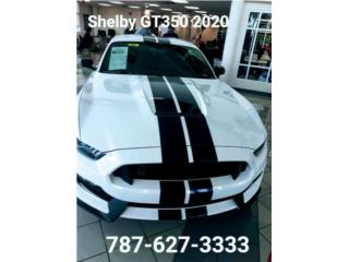 MUSTANG SHELBY 350 2020 COLOR WHITE OR RED , BMW Puerto Rico