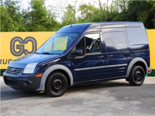 FORD TRANSIT 2013 CONNECT / $279 MENS, Ford Puerto Rico