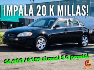 CHEVROLET IMPALA SOLO 20 MIL MILLAS, Chevrolet Puerto Rico