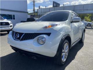 2012 NISSAN JUKE SV BLANCA , Nissan Puerto Rico