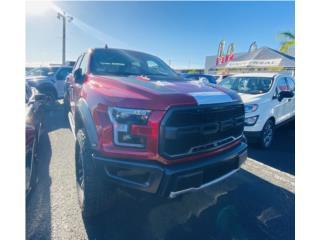 **LIMITADAS LAS RAPTOR 2020 $73.995, Ford Puerto Rico