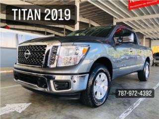 Asientos TELA_SV_V8 ~~ 4X4 ~~ $41,975 Oferta, Nissan Puerto Rico